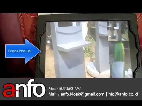 Kiosk Informasi Layar Sentuh | www.anfo.co.id