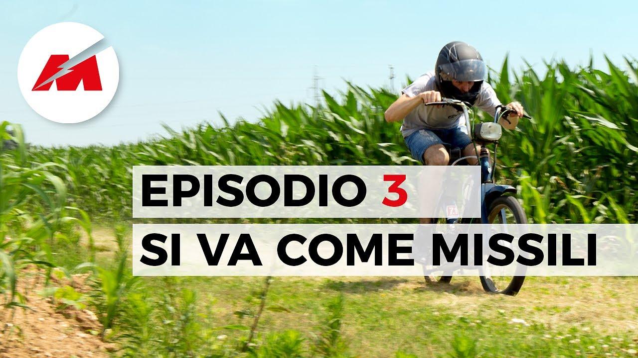 """Malossi Delivery - EP3 """"Si va come missili"""""""