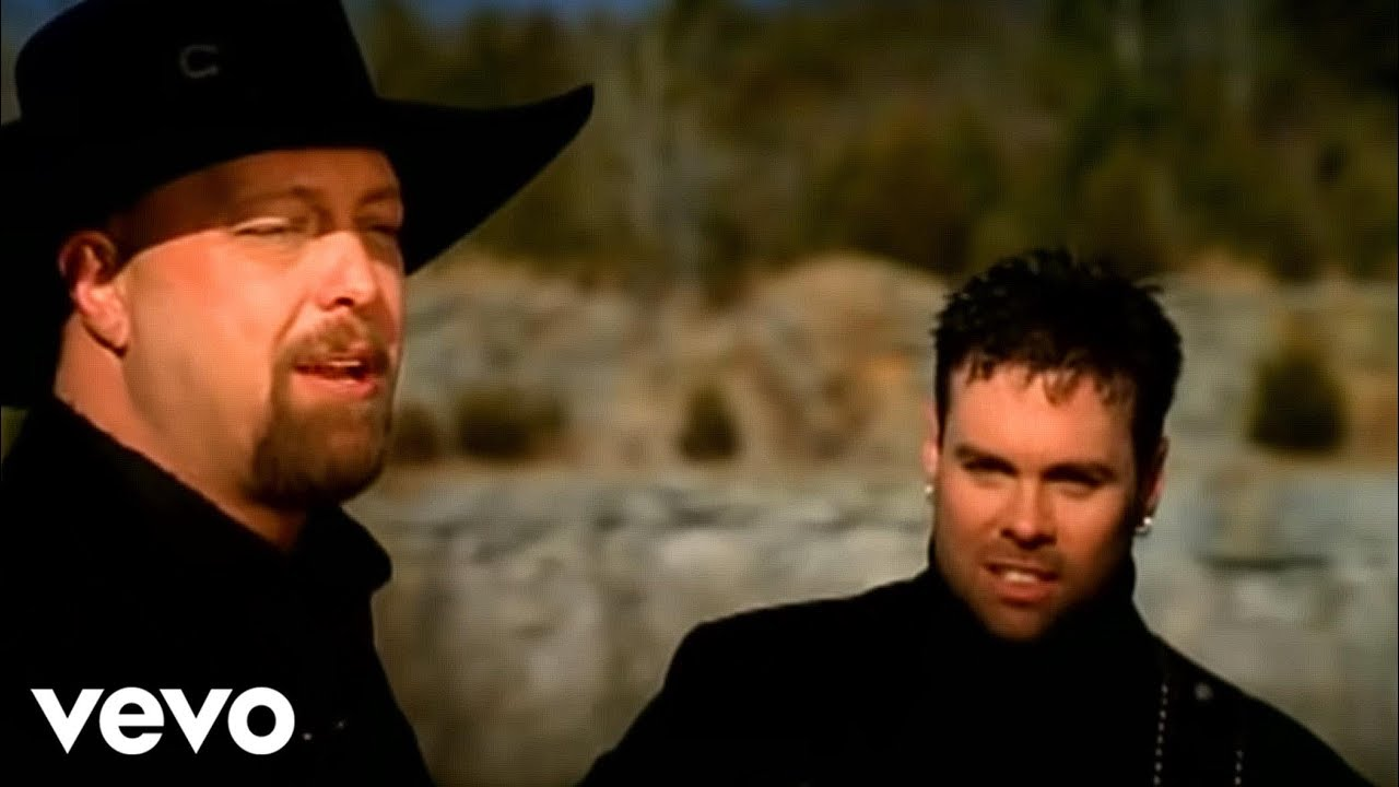 Montgomery Gentry She Couldn T Change Me Official Video Youtube