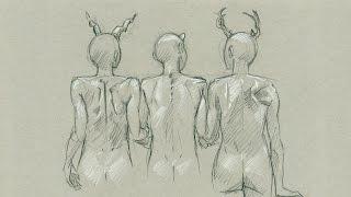 Daxplains - Drawing Shoulders - Part 2