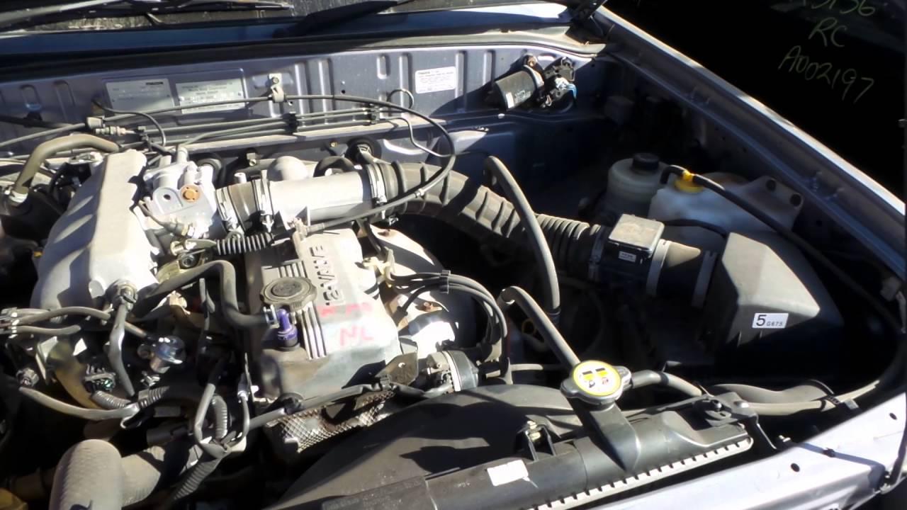 XB3135 22005 MAZDA BRAVO B2600 26 LITRE G6 PETROL ENGINE 5 SPEED MANUAL 2WD  YouTube