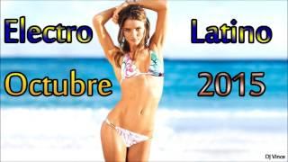 Electro Latino Octubre 2015 (DJ Vince)