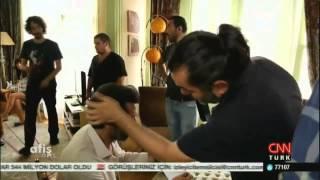 Kaçak Gelinler Dizisi Kamera Arkası - Setten Kareler [HD]