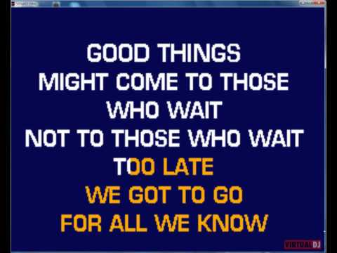Just The Two Of Us-Grover Washington-Karaoke