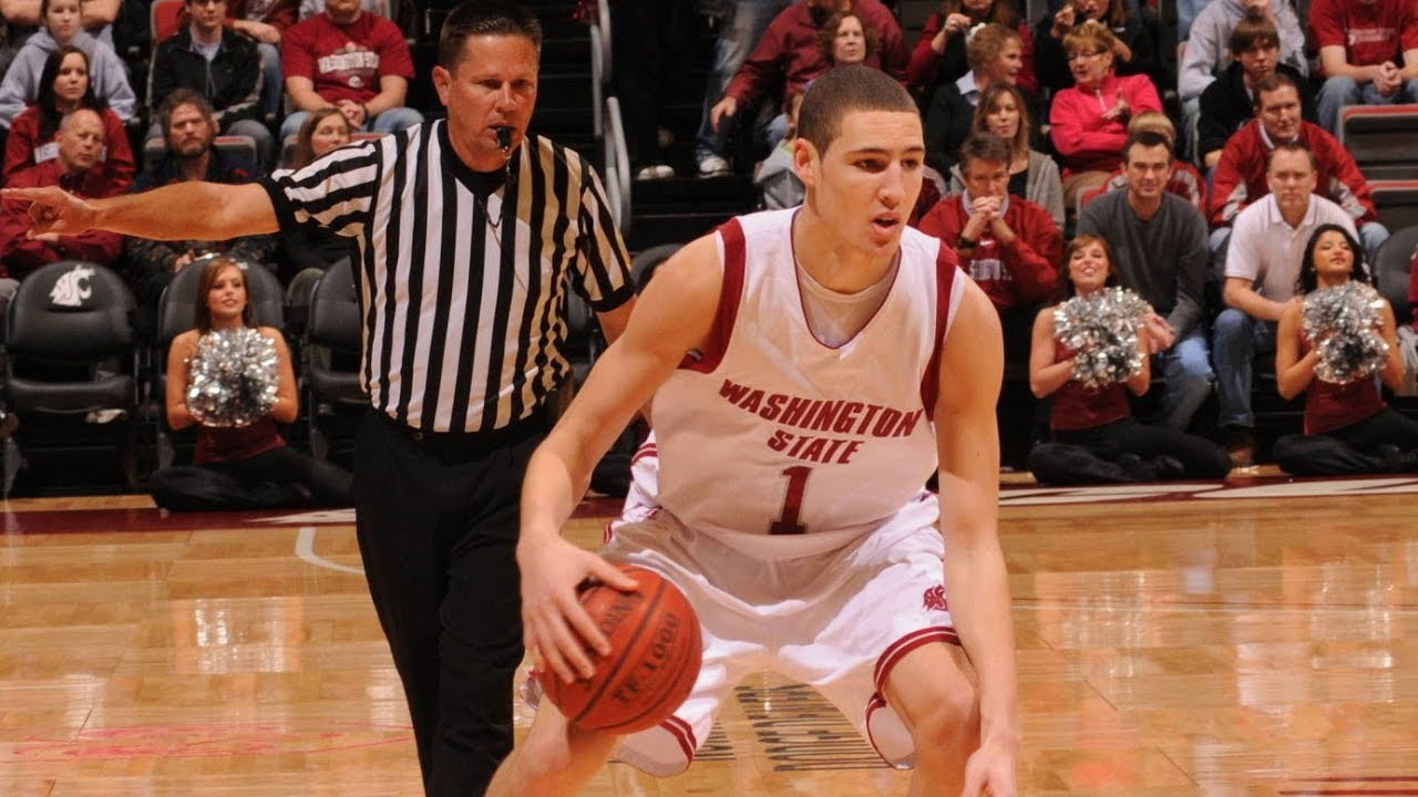 huge selection of b0910 d7b73 Klay Thompson tied for Washington State record with 3 NBA titles