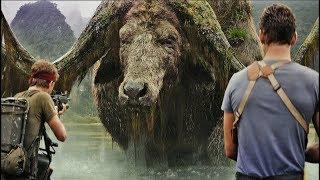 Búfalo Gigante - Sker | Kong la isla Calavera | Full Hd Latino 2018