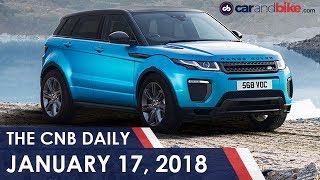 Range Rover Evoque Landmark Edition | Ford's Most Powerful Car | Nissan's XMotion Compact SUV