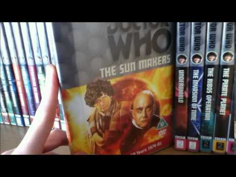 Doctor Who DVD Collection Part 4 (Tom Baker)