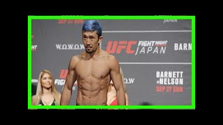 Breaking News | Mizuto hirota out of ufc japan for health reasons following scary weigh-in