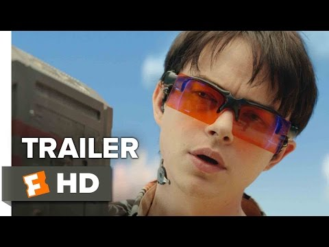 Valerian and the City of a Thousand Planets Teaser Trailer #