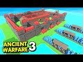 NEW RAM UNIT vs ANCIENT WARFARE 3 CASTLE! (Ancient Warfare 3 Funny Gameplay)