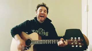 MxPx-Grey Skies Turn Blue-Acoustic Live Cover by Ty Sullivan Music(Life in Quarantine Version)