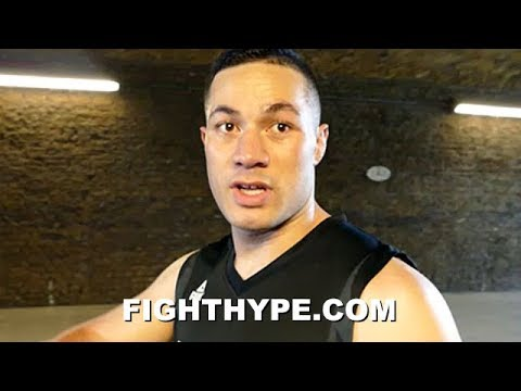 JOSEPH PARKER SAYS ANTHONY JOSHUA NOT GETTING ENOUGH CREDIT FOR SKILLS; WHYTE IN FOR A SURPRISE