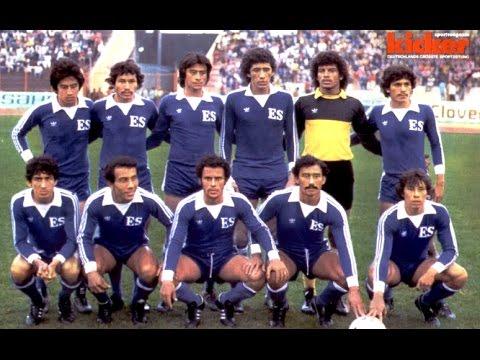 El Salvador vs. Cuba - Eliminatorias CONCACAF 1981