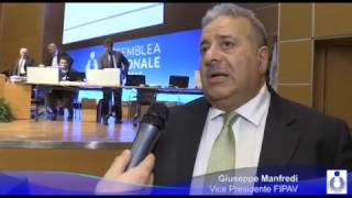 26-02-2017: #elezionifipav - Le prime parole post voto di Giuseppe Manfredi Vice Presidente FIPAV