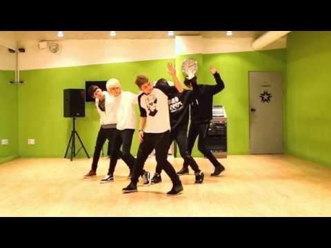 Dance Practice - NU'EST - Hello (Mirror Ver.)