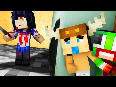 Minecraft Daycare - BABY HIDE N SEEK!