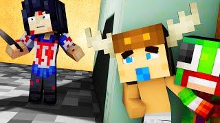 Minecraft Daycare - BABY HIDE N SEEK! (Minecraft Kids Roleplay) W/ UnspeakableGaming