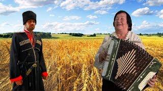 Послушайте, что вытворяет народная певунья из Сибири под гармонь! ❤️   Играй гармонь любимая!!!