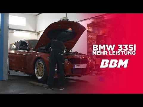 Get LOW! | Leistungssteigerung BMW 335i F30 by BBM
