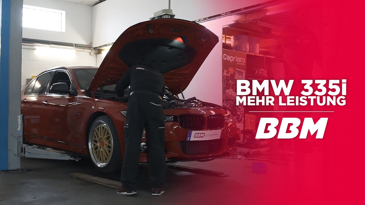 get low leistungssteigerung bmw 335i f30 by bbm youtube. Black Bedroom Furniture Sets. Home Design Ideas