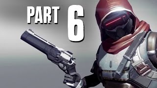 Destiny Walkthrough Part 6 - SHRINE - Level 8 - Playthrough / Let