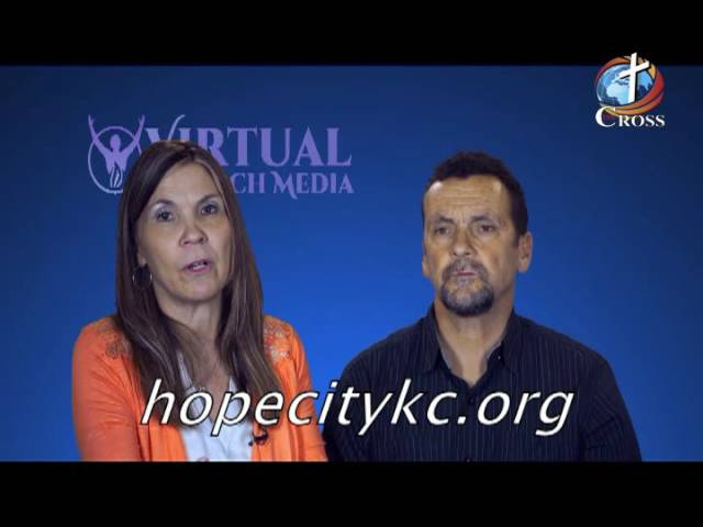 Ray and Lisa Stribling, Power of the Prayer Room, HopeCityKC org , Interviewed by David Hairabedian