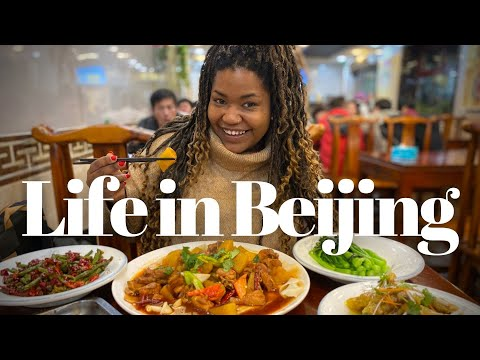A Weekend in my Life in Beijing, China