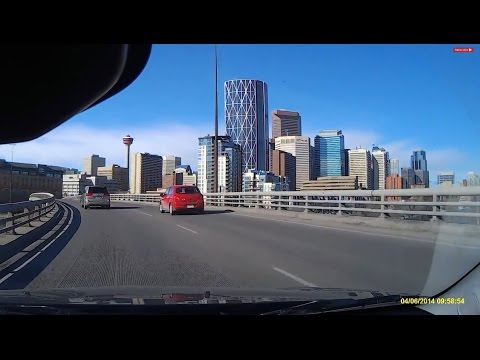 Beautiful Downtown Calgary, Canada