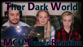 Thor: The Dark World | Trailer | Reaction | #8