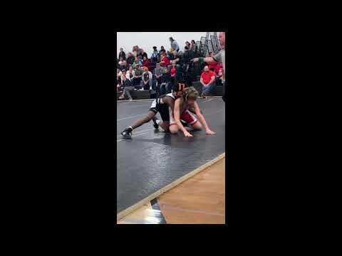 Mussa vs Slinger Middle School – Longfellow Wrestling Match