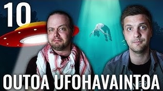 10 OUTOA UFOHAVAINTOA feat. Pastorific