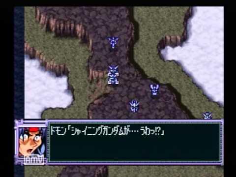 G Gundam episode 44 ending Schwarz Bruders conclusion