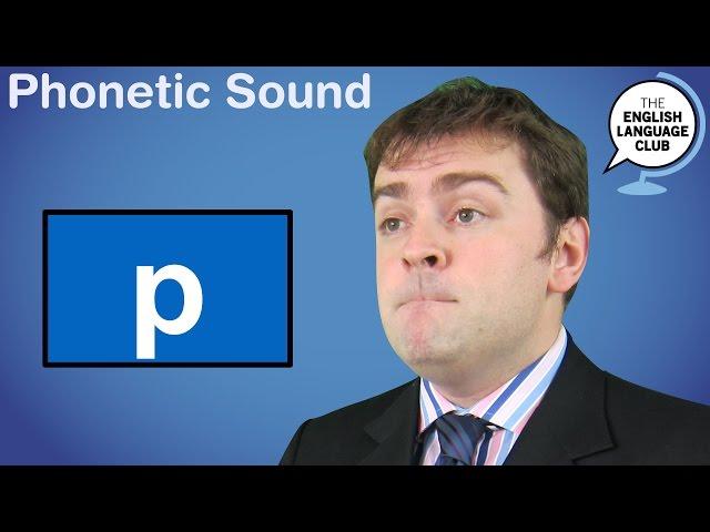 The /p/ Sound