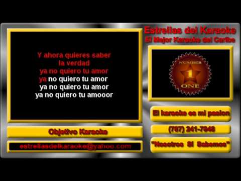 Karaoke Medley Manny Manuel - FULL VERSION