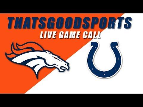 Broncos Vs Colts Live Stream