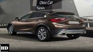 Hot News !!! 2018 Infiniti QX30 Interior and Infotainment Overview