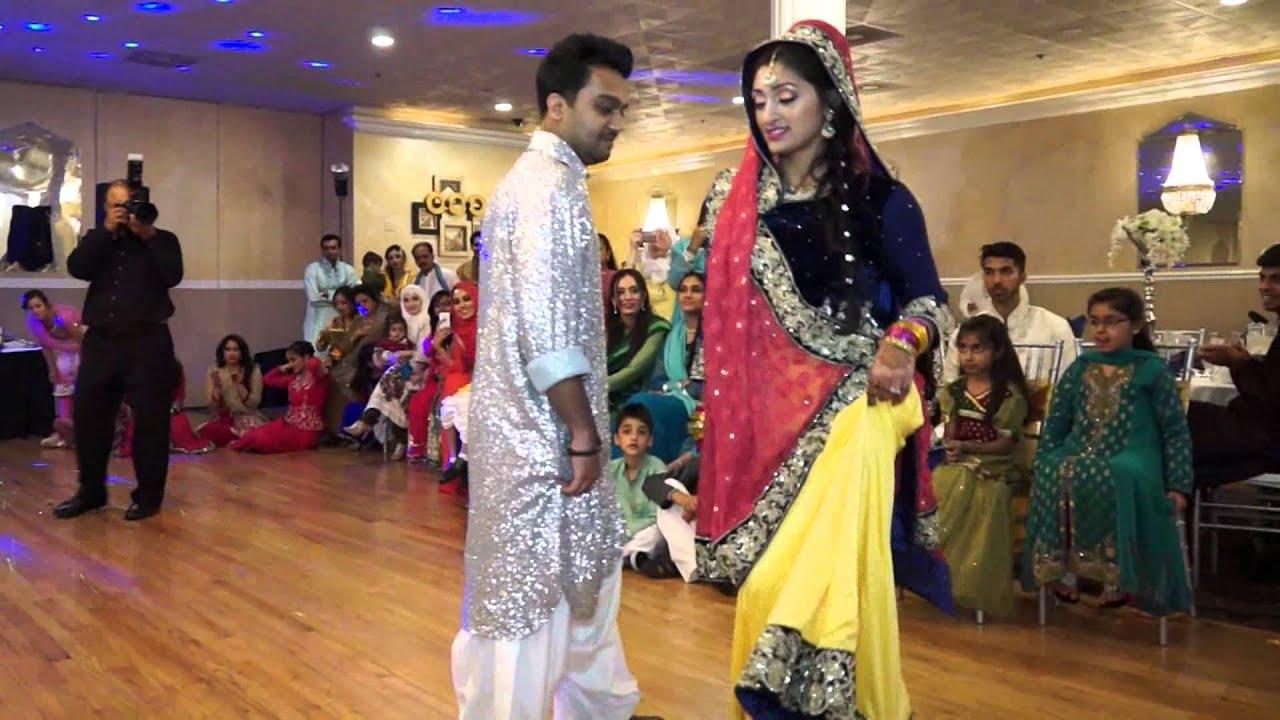 Shumaila & Hasan Mehndi