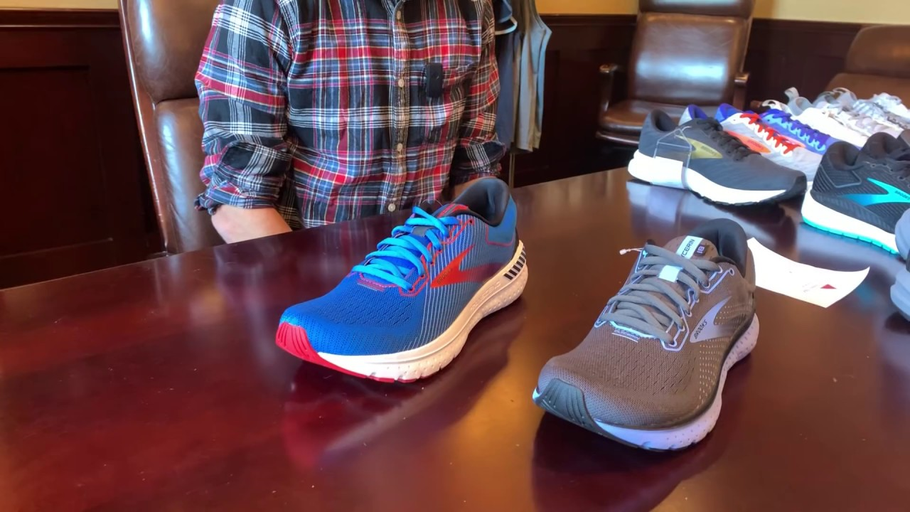 new brooks shoes release dates