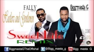 Fally Ipupa & Bigg masta G (Muana Mboka) - Sweet Life Remix (ALBUM: POWER)