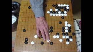 MR囲碁516 水谷琢元・中野知得12歳 3子