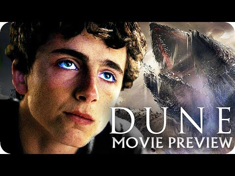 DUNE Movie Preview | What to expect from Denis Villeneuve's Dune Remake?