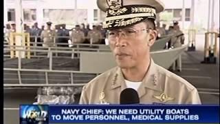 PHILIPPINE NAVY  UPDATE;Filipino-Chinese Businessman Donates 2 boats to Navy