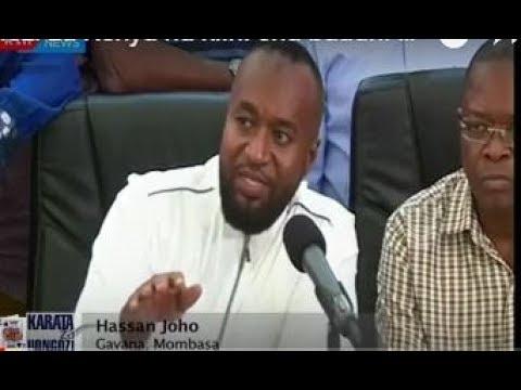 Siasa telezi za Kenya na kiini cha baadhi ya wapwani kutaka kujitenga | Karata za Uongozi