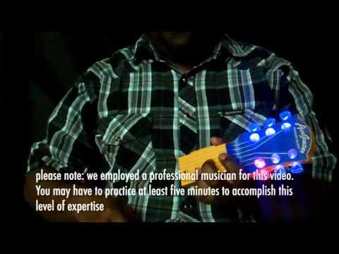 Lazer Air Guitar