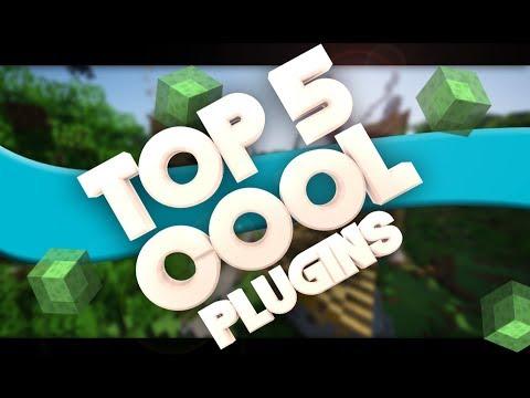 Top 5 Cool Plugins