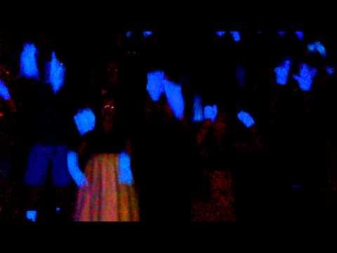 2011 Ammon Elementary School Play. Dark Lights And Gloves.