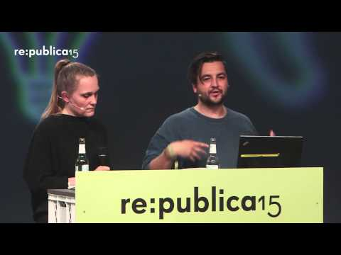 re:publica 2015 - !Mediengruppe Bitnik: Sealed with a Bit on YouTube