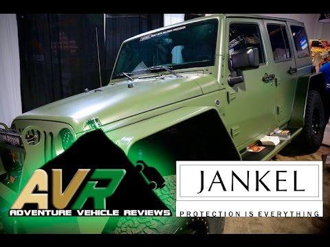 JANKEL SEMA 2016 Military grade accessories
