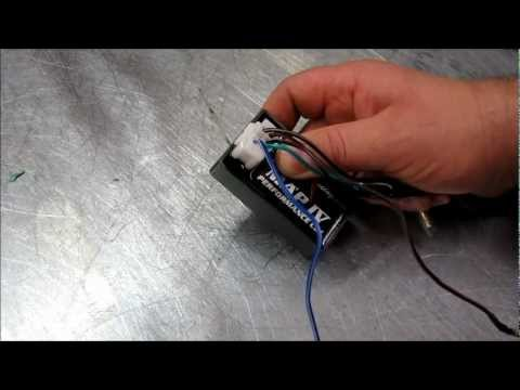 CDI Converting from 5 pin to 4 pin DC OORacing - YouTube